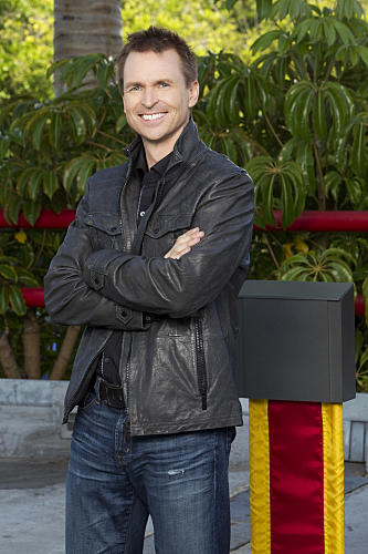 Amazing Race Host