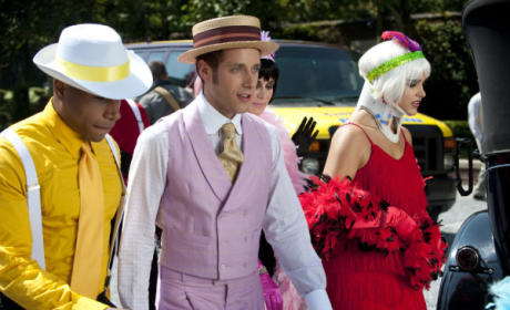 "Royal Pains Review: ""Pit Stop"""