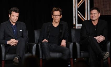 "The Following Cast and Crew Address Show Violence, ""Love Story"""