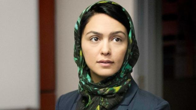 Nazanin Boniadi on Homeland