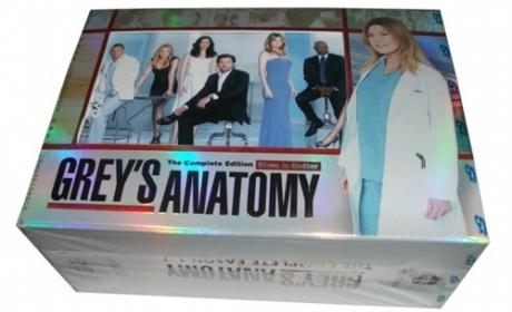 Grey's Anatomy Giveaway: Win Seasons 1-7 on DVD!
