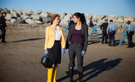 Rizzoli & Isles Review: The Past Never Leaves