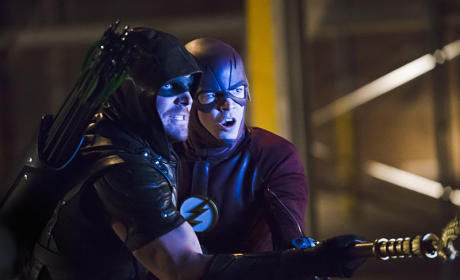 The Flash-Arrow Crossover: 7 Things to Know