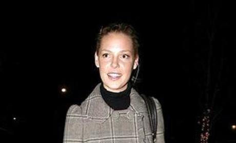 A Low-Key Birthday For Katherine Heigl