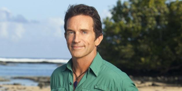 Jeff Probst Close-Up