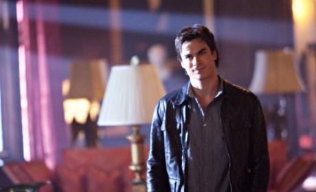 Damon Salvatore Photo