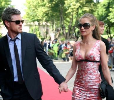 Mr. & Mrs. Eric Dane