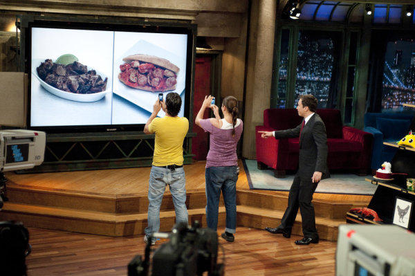 Jimmy Fallon on Top Chef
