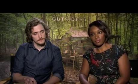 Outsiders Interview: Kyle Gallner and Christina Jackson