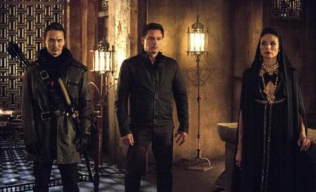 Now What? - Arrow Season 3 Episode 20