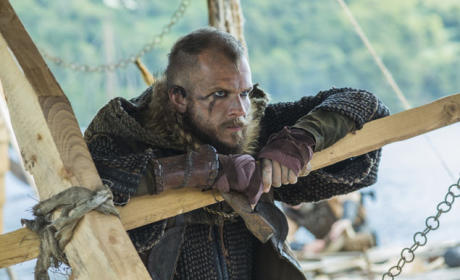 A Pensive Floki - Vikings Season 3 Episode 6