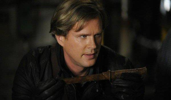Cary Elwes on Psych