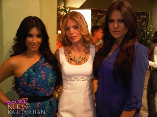 AnnaLynne and the Kardashians