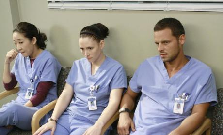 "Tonight's Grey's Anatomy: ""I Saw What I Saw"""