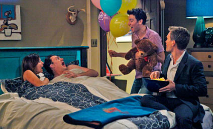 """How I Met Your Mother Season Finale Review: """"Doppelgangers"""""""
