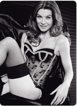 Ellen Pompeo in Playboy