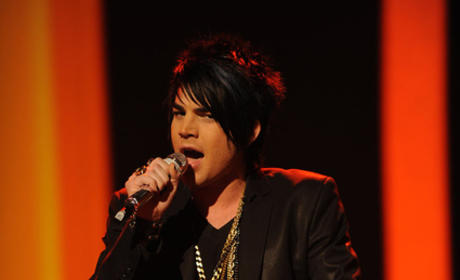 Adam Lambert, Audition Pic