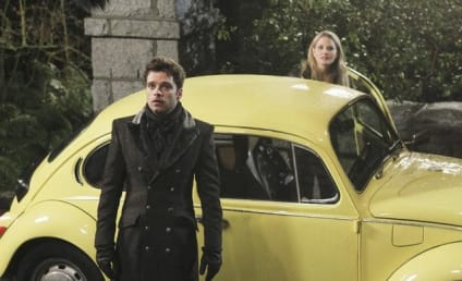 TV Ratings Report: Once Upon a Series Low