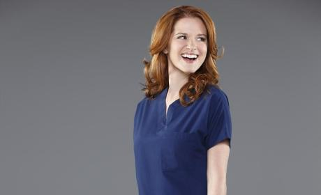 Sarah Drew Teases Grey's Anatomy Return: Who Will April Choose?!?