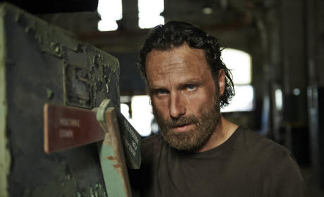 Rick Grimes Snapshot - The Walking Dead