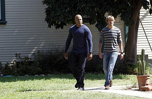 Sam and Deeks