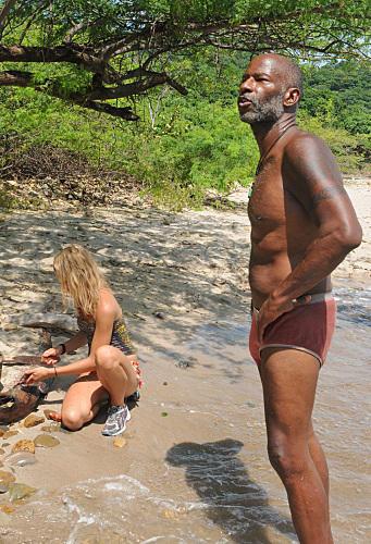 Phillip Sheppard In His Underwear