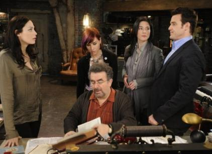 Watch Warehouse 13 Season 3 Episode 5 Online