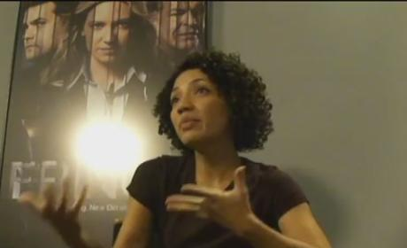 Fringe Set Interview: Jasika Nicole on the Challenge of the Tapes