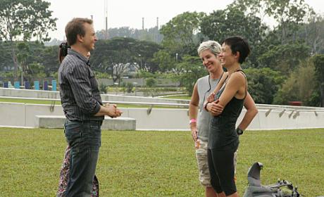 Carol and Brandi Eliminated