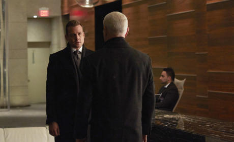 Meeting with Cahill - Suits Season 4 Episode 16