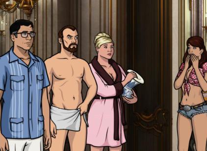Watch Archer Season 5 Episode 10 Online