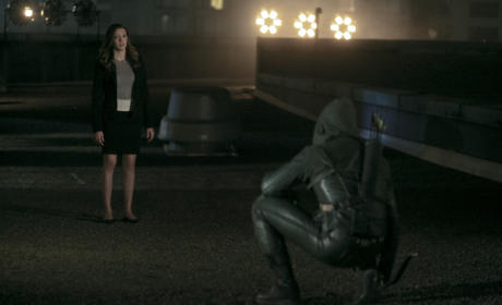 Arrow Review: The Guardian Angel