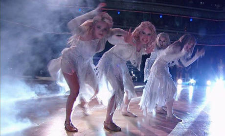 Dancing With the Stars Season 21 Episode 8 Review: Halloween Night