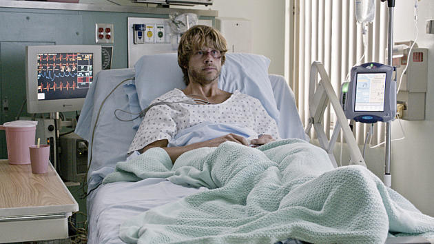 Deeks in the Hospital