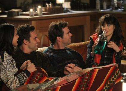 Watch New Girl Season 2 Episode 12 Online