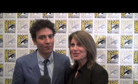 Josh Radnor and Pam Fryman Interview