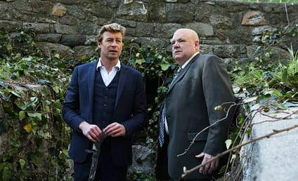 The Mentalist Review: The Mystery in the Tupperware