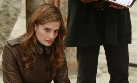 Beckett and a Dead Body