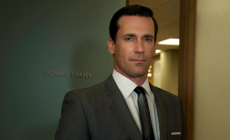 Brief Mad Men Spoilers for Season Three