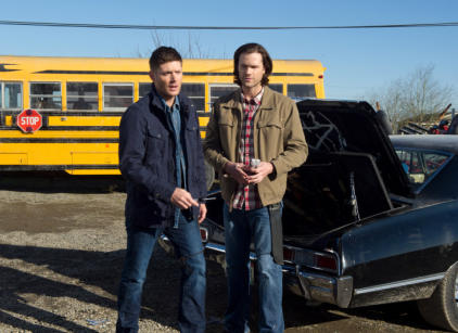Watch Supernatural Season 9 Episode 19 Online