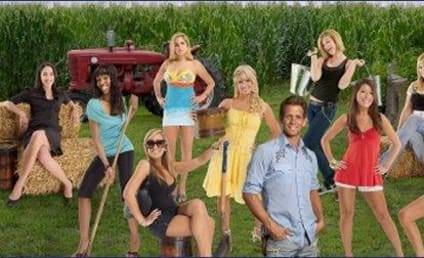 Meet the Farmer Wants a Wife Bachelor, Cast
