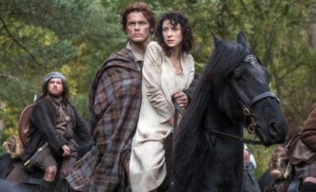 Outlander Premiere Sets Starz Ratings Record