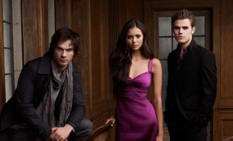 Vampire Diaries Cast Picture