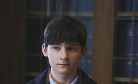 Henry Looks Concerned - Once Upon a Time Season 4 Episode 12