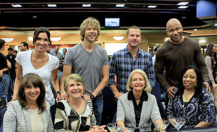 Coming to NCIS LA: Four Cast Member Moms!