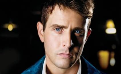 Joey McIntyre: The Right Stuff for Psych