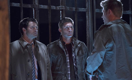 Showdown with Lucifer - Supernatural Season 11 Episode 10