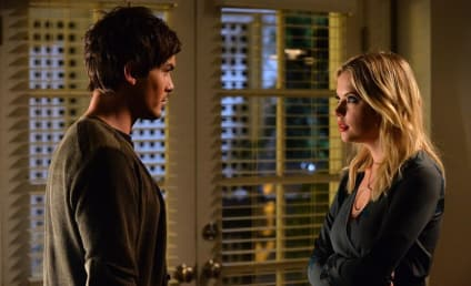 Pretty Little Liars Picture Preview: Who Will Take the Fall?