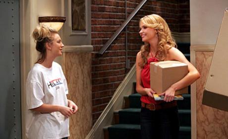 Penny Meets Alicia