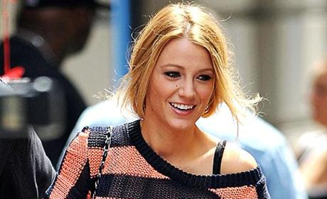 Gossip Girl Insider Squanders Blake Lively Sighting